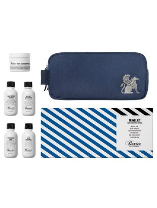 Travel Kit & Dopp Bag