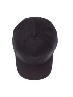 Athleisure Cap - Black