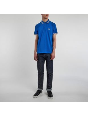 Athleisure Paddy Polo - Blue