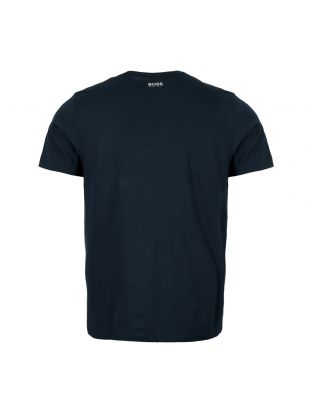 Athleisure T-Shirt - Navy