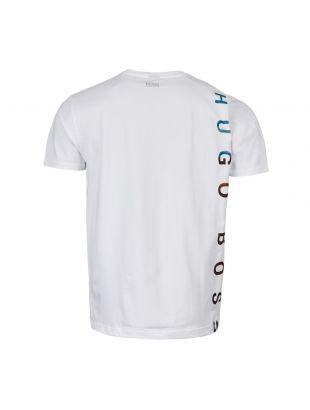 Athleisure T-Shirt - White