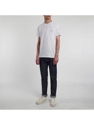 Athleisure T Shirt - White