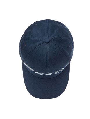 Athleisure Cap Line – Navy