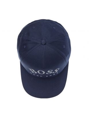 Athleisure Cap - Navy