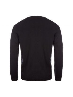 Athleisure Knitted Sweatshirt Raio 1 - Black