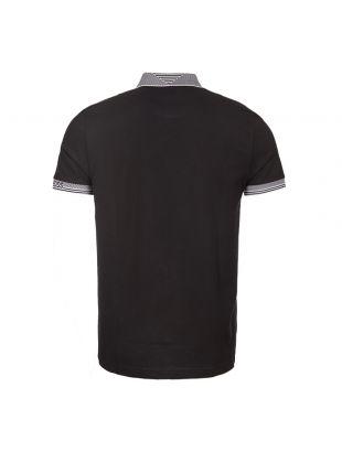 Athleisure Polo Shirt - Black