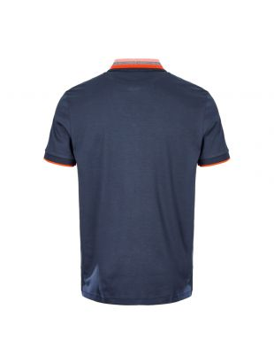 Athleisure Paddy Polo Shirt – Navy