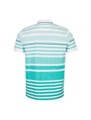 Athleisure Polo Shirt - Light Pastel Green
