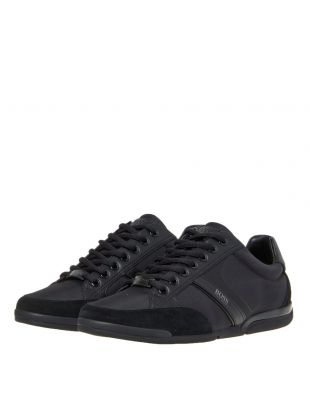 Athleisure Trainers Saturn - Black