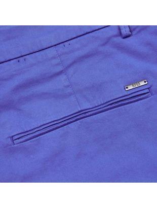 Athleisure Shorts Liem4-5 - Medium Blue