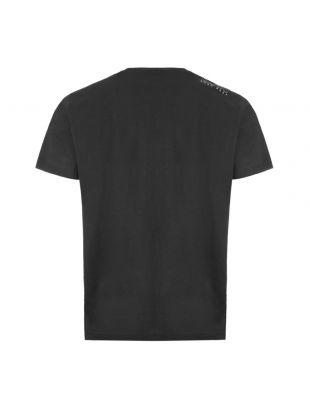 Athleisure T-Shirt Logo – Black