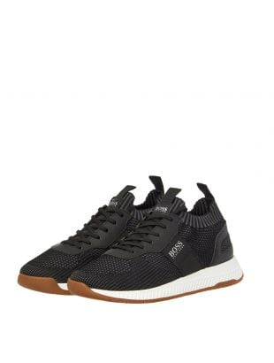 Athleisure Trainers - Black