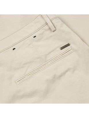 Athleisure Chino – Light Beige