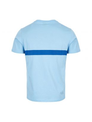 Beachwear T-Shirt - Light Blue