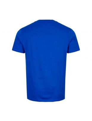 Beachwear T-Shirt - Bright Blue