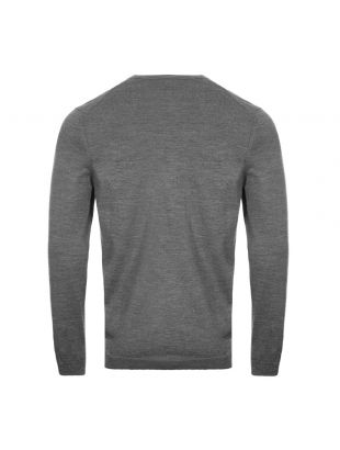 Athleisure Knitted Sweatshirt Vallum 1 - Grey