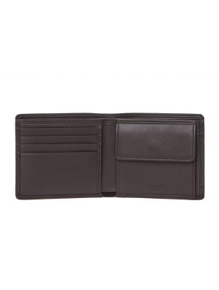 Coin Wallet - Dark Brown