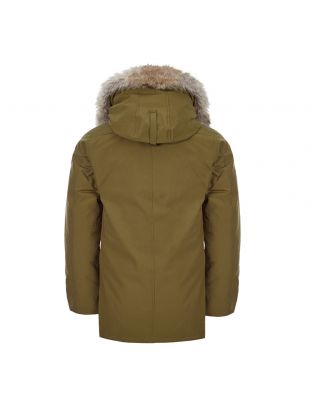 Chateau Jacket - Miltiary Green