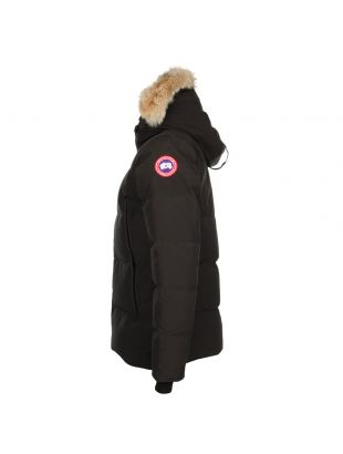 Wyndham Parka - Black