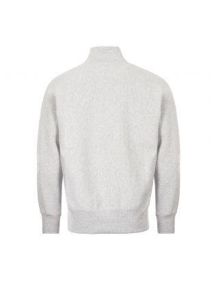 Half Zip Sweatshirt - Grey