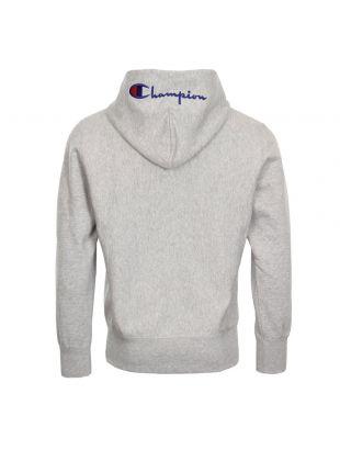Hoodie Full Zip - Grey