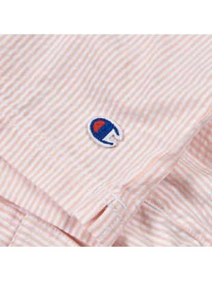 Champion Shorts - Pink / White
