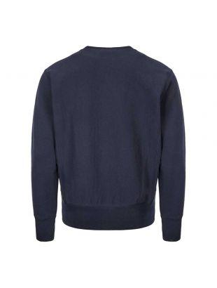 Sweatshirt - Logo Navy