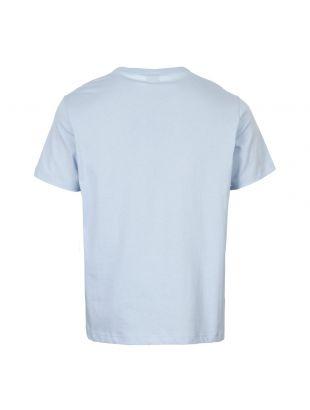 T-Shirt Script Logo - Blue