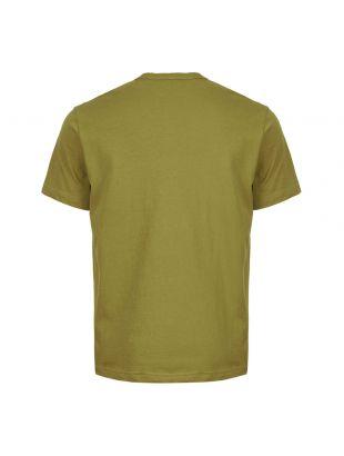 T-Shirt Script Logo - Green