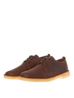 Desert London Shoes - Beeswax