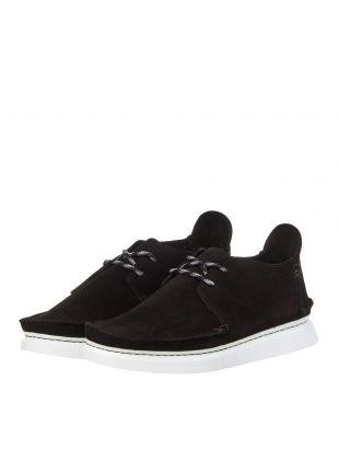 Seven Shoes - Black Suede