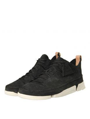 Trigenic Flex Shoes - Black Nubuck
