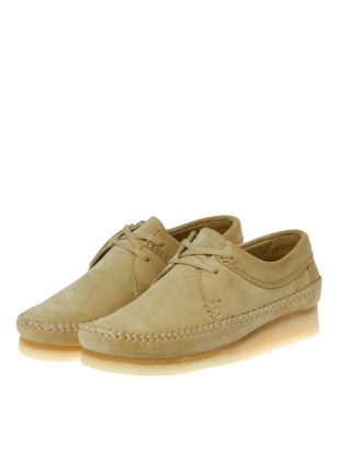 Weaver Shoes - Maple Suede