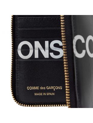 Logo Wallet - Black