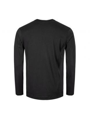 Long Sleeve T-Shirt – Black