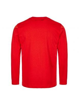 Long Sleeve T-Shirt – Red