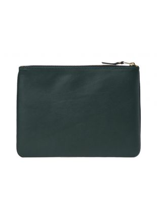 Pouch – Bottle Green