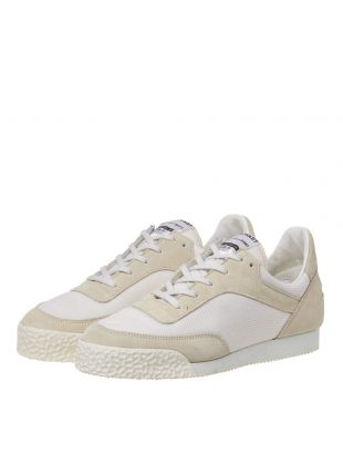 Spalwart Pitch Trainers - Off White