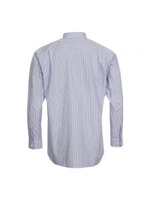 Shirt – Blue Fine Stripe