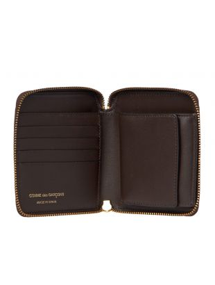 Wallet Classic - Brown