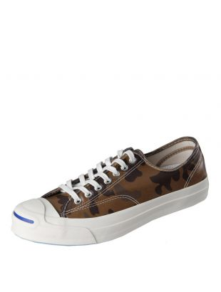 Jack Purcell Signature Ox Trainers - Camo