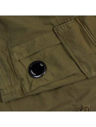 Shorts Cargo - Olive