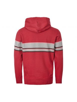 Hoodie - Scooter Red