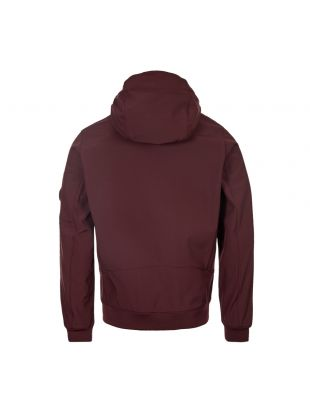 Jacket Soft Shell - Wine