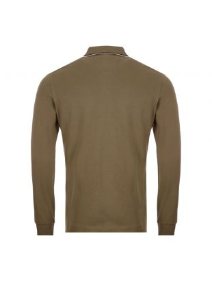 Polo Shirt - Dusty Olive