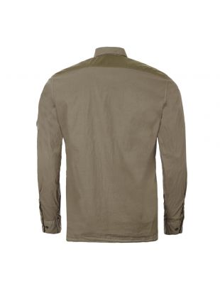 Overshirt - Dusty Olive