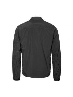 Zip Overshirt - Black