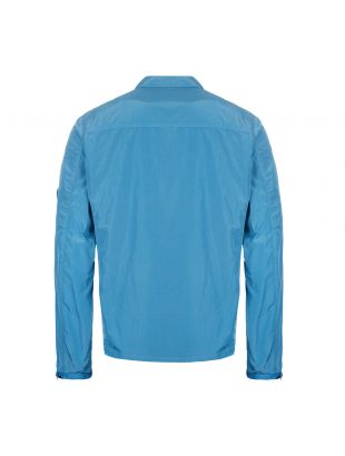 Zip Overshirt - Blue