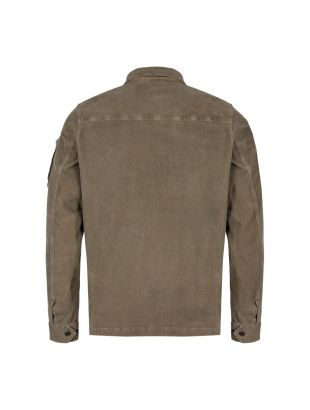 Overshirt – Dusty Olive