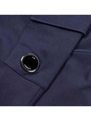 Sweatpants Lens Pocket - Navy